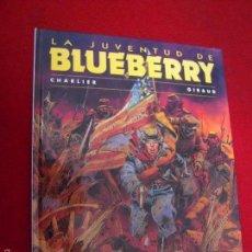 Comics : BLUEBERRY 12 - LA JUVENTUD DE BLUEBERRY - CHARLIER & GIRAUD - ED. NORMA - CARTONE. Lote 136767770