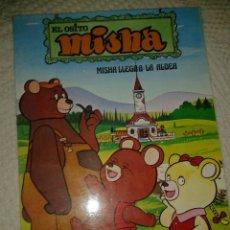 Comics : EL OSITO MISHA Nº 1 (MISHA LLEGA A LA ALDEA). 1980. EDICIONES JUNIOR GRIJALBO. TVE. . Lote 57362757
