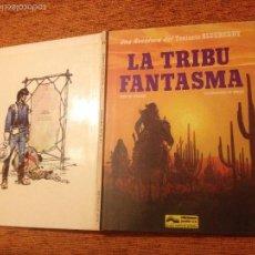 Cómics: BLUEBERRY 21 - GRIJALBO DARGAUD 1982 - LA TRIBU FANTASMA - EDICIONES JUNIOR - BUENO. Lote 57410966
