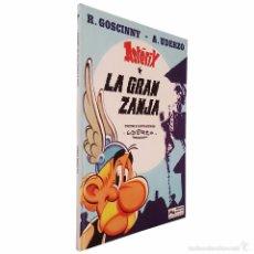 Cómics: ASTERIX LA GRAN ZANJA Nº 25 / JUNIOR / GRIJALBO 1983 (GOSCINNY Y UDERZO). Lote 57439858