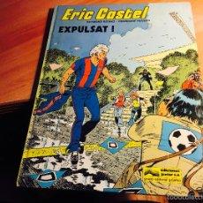 Cómics: ERIC CASTEL Nº 3 CATALAN TAPA DURA 1985 (COI2). Lote 57556491
