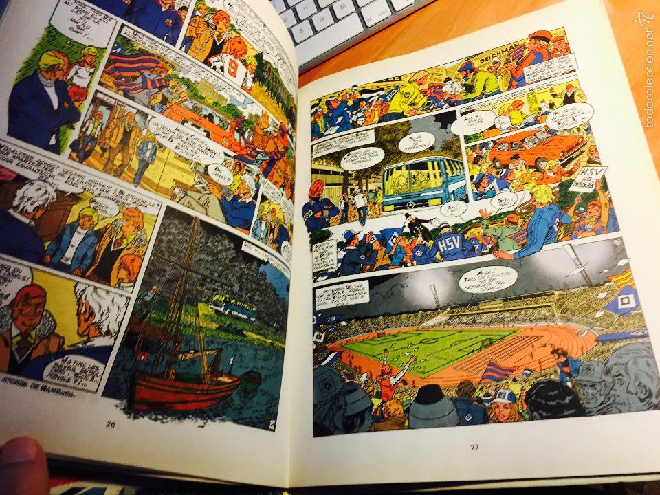 Cómics: ERIC CASTEL Nº 3 CATALAN TAPA DURA 1985 (COI2) - Foto 4 - 57556491