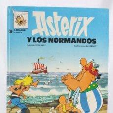 Cómics: CÓMIC TAPA DURA - ASTÉRIX. Nº 8. ASTÉRIX Y LOS NORMANDOS - ED. GRIJALBO / DARGAUD, AÑO 1980. Lote 57763815