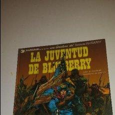 Cómics: LA JUVENTUD DE BLUEBERRY - ED. GRIGALBO - 1975. Lote 57808159