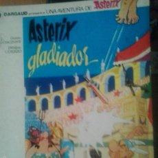 Cómics: ASTERIX GLADIADOR - EDITORIAL BRUGUERA, S.A.. Lote 57915537