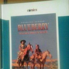 Cómics: BLUEBERRY BALADA POR UN ATAUD - COMICS EL PAIS. Lote 57915602