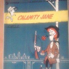 Cómics: LUCKY LUKE - CALAMITY JANE - EDITORIAL GRIJALBO. Lote 57915634