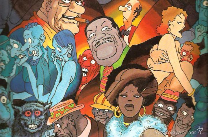LAUZIER - LAS COSAS DE LA VIDA (LOTE VOLUMENES 1, 2 , 3 Y 4) (Tebeos y Comics - Grijalbo - Otros)