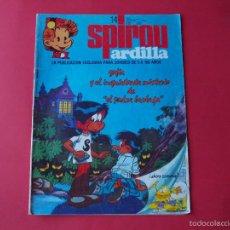 Cómics: SPIROU ARDILLA Nº 14 - LA FLAUTA DE LOS PITUFOS - TERRAN STONE - PUBLI MOCOSETE - EDITORA MUNDIS. Lote 58087890