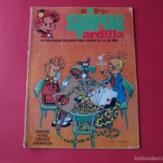 Cómics: SPIROU ARDILLA Nº 23 - EL VIEJO NICK- TIF Y TONDÚ - EDITORA MUNDIS. Lote 58107261