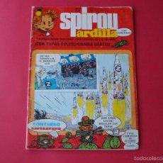 Cómics: SPIROU ARDILLA Nº 27 - SIN LAS TAPAS COLECCIONABLE - TIF Y TONDÚ - EDITORA MUNDIS. Lote 58108101