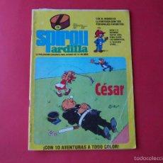 Cómics: SPIROU ARDILLA Nº 59 - EL VIEJO NICK - LOS HOMBRECITOS - QUENA Y EL SACRAMÚS - EDITORA MUNDIS. Lote 58159834