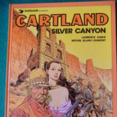 Cómics: CARTLAND Nº 6 SILVER CANION. Lote 58224635