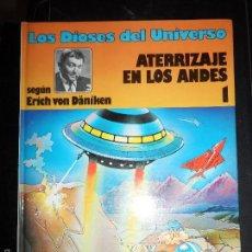 Cómics: LOS DIOSES DEL UNIVERSO Nº 1 TAPA DURA EDITORIAL GRIJALBO. Lote 58266365