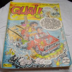 Cómics: COMICS - GRIJALBO - GUAI - Nº 20 - VER FOTOS - MIRAR TODOS MIS LOTES DE TEBEOS. Lote 58321200