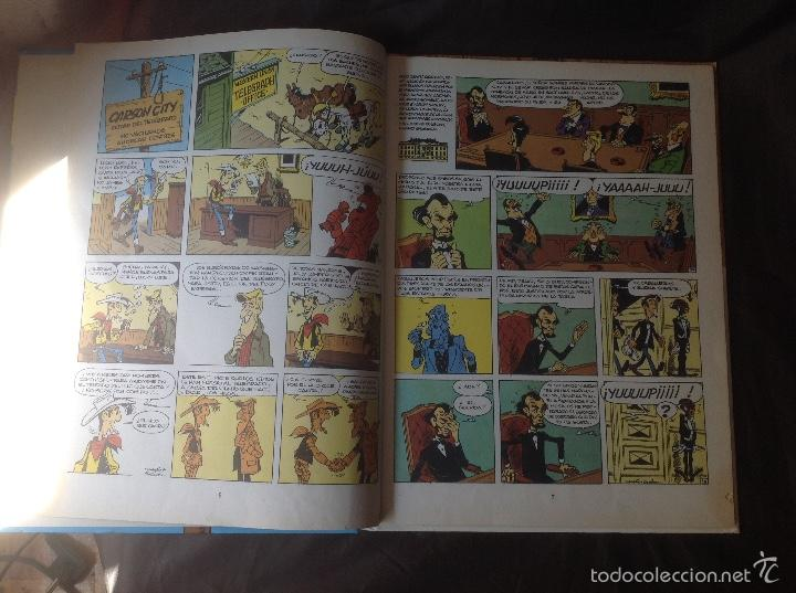Cómics: El Hilo que Canta 1986 Lucky Luke - Foto 5 - 58331788