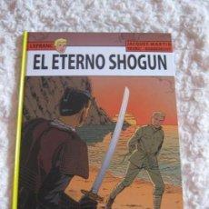 Cómics: LEFRANC- EL ETERNO SHOGUN N. 23. Lote 58421581