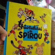Cómics: 4 AVENTURAS DE SPIROU Y FANTASIO Nº 30 POR FRANQUIN - ED.GRIJALBO/JUNIOR (1992) . Lote 58459243