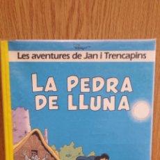 Cómics: JAN I TRENCAPINS. LA PEDRA DE LLUNA. ED / JUNIO - GRUPO GRIJALBO - 1986.. Lote 58481307