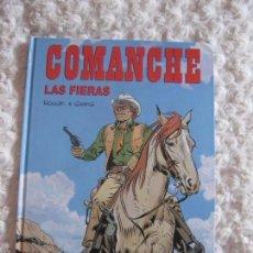 Comics : COMANCHE - LAS FIERAS N. 11. Lote 159836346