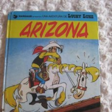 Cómics: UNA AVENTURA DE LUCKY LUKE - ARIZONA N. 51 - CATALA. Lote 58508660