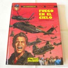 Cómics: COMIC DE AVENTURAS DE BUCK DANNY Nº 43 - FUEGO EN EL CIELO - EXCLUSIVA RAREZA DE FABRICA. Lote 58573501