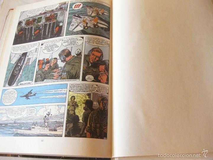 Cómics: COMIC DE AVENTURAS DE BUCK DANNY Nº 43 - FUEGO EN EL CIELO - EXCLUSIVA RAREZA DE FABRICA - Foto 5 - 58573501