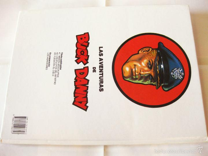 Cómics: COMIC DE AVENTURAS DE BUCK DANNY Nº 43 - FUEGO EN EL CIELO - EXCLUSIVA RAREZA DE FABRICA - Foto 6 - 58573501