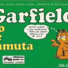 Cómics: GARFIELD 3.GARFIELD NO SE INMUTA.1990.GRIJALBO.. Lote 58591002