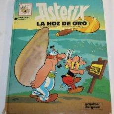 Cómics: ASTERIX LA HOZ DE ORO - GRIJALBO DARGAUD - 1989. Lote 58631328