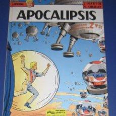 Fumetti: LEFRANC Nº 10 APOCALIPSIS GRIJALBO. Lote 58644843