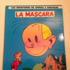 Cómics: LAS AVENTURAS DE SPIROU Y FANTASIO Nº 5. LA MASCARA. JUNIOR GRIJALBO 1988.. Lote 58852211