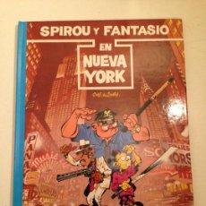 Cómics: LAS AVENTURAS DE SPIROU Y FANTASIO Nº 25. SPIROU Y FANTASIO EN NUEVA YORK. JUNIOR GRIJALBO 1991. Lote 58854216