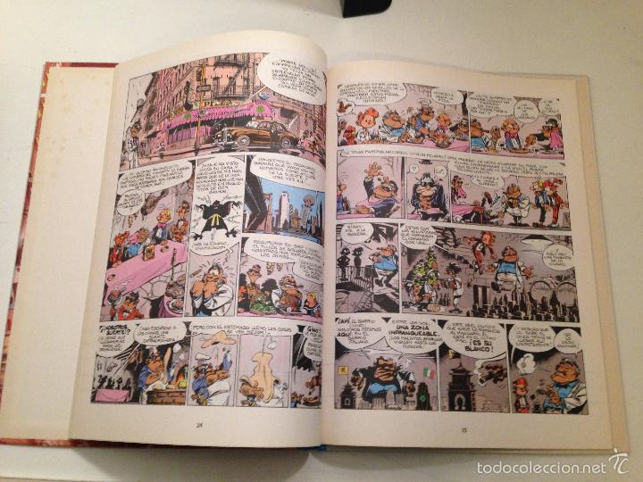 Cómics: LAS AVENTURAS DE SPIROU Y FANTASIO Nº 25. SPIROU Y FANTASIO EN NUEVA YORK. JUNIOR GRIJALBO 1991 - Foto 2 - 58854216