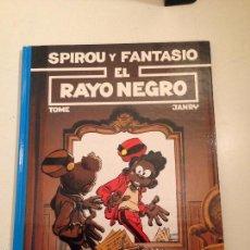 Cómics: LAS AVENTURAS DE SPIROU Y FANTASIO Nº 32. EL RAYO NEGRO. JUNIOR GRIJALBO 1993. Lote 58857636