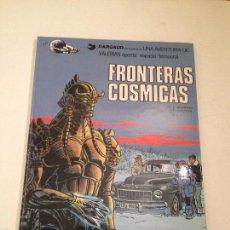 Cómics: VALERIAN Nº 13. FRONTERAS COSMICAS. GRIJALBO/ JUNIOR. MEZIERES.. Lote 58994430