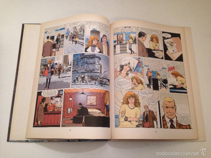 Cómics: XIII Nº 1. EL DIA DEL SOL NEGRO. 1987 GRIJALBO/ JUNIOR. W VANCE. - Foto 2 - 58995200