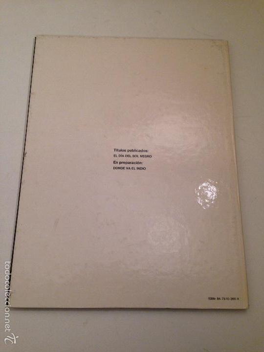 Cómics: XIII Nº 1. EL DIA DEL SOL NEGRO. 1987 GRIJALBO/ JUNIOR. W VANCE. - Foto 3 - 58995200