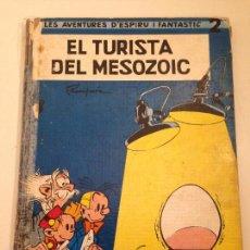 Cómics: LES AVENTURES D' ESPIRU I FANTASTIC Nº 2 EL TURISTA DEL MESOZOIC. 1ª EDICION EN CATALA JAIMES 1965. Lote 59034520