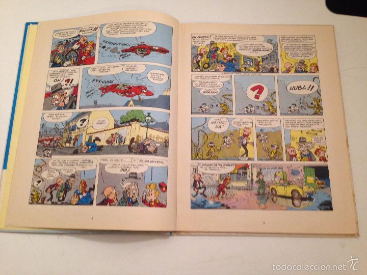 Cómics: SPIROU CATALÁ Nº 10. EL RETORN DE Z. JAIMES LIBROS 1972. - Foto 2 - 59035645