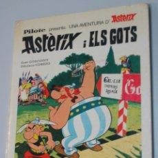 Cómics: ASTERIX I ELS GOTS VALENCIÀ VALENCIANO MAS-IVARS. Lote 59674135