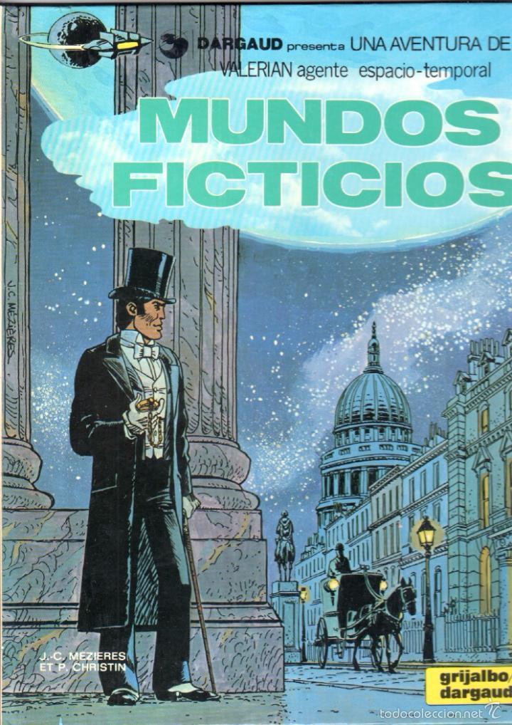VALERIAN , AGENTE ESPACIO-TEMPORAL Nº 6 J.C.MEZIERES - P.CHRISTIN - 1981 GRIJALBO-DARGAUD (Tebeos y Comics - Grijalbo - Valerian)