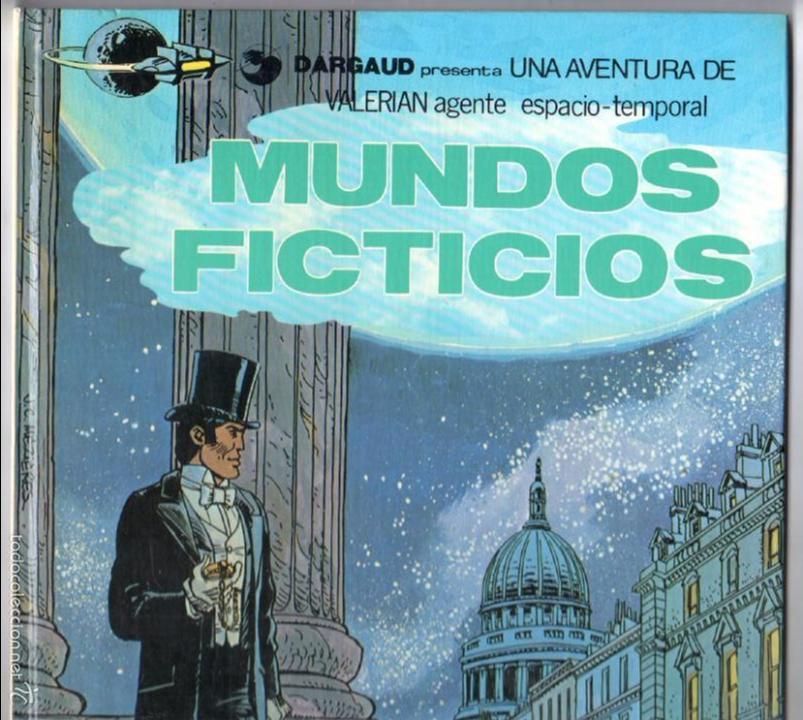 Cómics: VALERIAN , AGENTE ESPACIO-TEMPORAL Nº 6 J.C.MEZIERES - P.CHRISTIN - 1981 GRIJALBO-DARGAUD - Foto 2 - 59790056