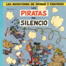 Cómics: LAS AVENTURAS DE SPIROU Y FANTASIO Nº 8 - LOS PIRATAS DEL SILENCIO - 1982. Lote 59790364