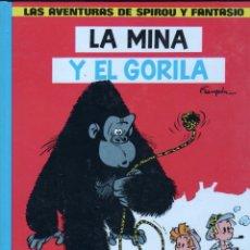 Cómics: LAS AVENTURAS DE SPIROU Y FANTASIO Nº 9 - LA MINA Y EL GORILA - POR FRANQUIN - 1982. Lote 59790580