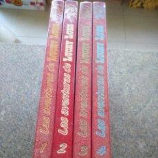Cómics: LAS AVENTURAS DE LUCKY LUKE -- 4 TOMOS -- GRIJALBO / DARGAUD -- 1985 --. Lote 188596486