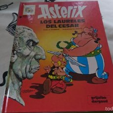 Cómics: ASTERIX LOS LAURELES DEL CESAR, GOSCINNY, UDERZO. Lote 60277523