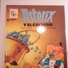 Cómics: ASTERIX Y EL CALDERO - NUM 13 - TAPA DURA - EDIT GRIJALBO - 1994. Lote 60288551