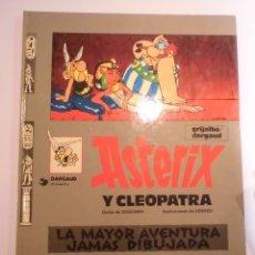 Cómics: ASTERIX Y CLEOPATRA - NUM 7 - TAPA DURA - EDIT GRIJALBO - 1990. Lote 60288607