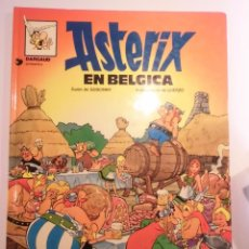 Cómics: ASTERIX EN BELGICA - NUM 24 - TAPA DURA - EDIT GRIJALBO - 1988. Lote 60288675